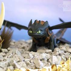 How to Train Your Dragon Party - Dragons