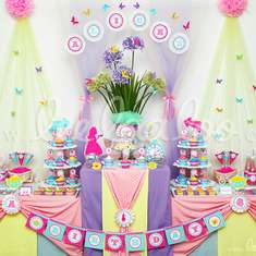 Wonderland Tea Party Birthday Party Theme - B40 - Alice in Wonderland