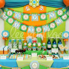 Mad Scientist Birthday Party Theme - B43 - Science