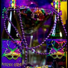 Mardi Gras! - Mardi Gras Party Decorations