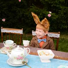 Mad Hatter Tea Party - Alice in Wonderland