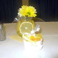 Pru's Bridal Shower - Daisies