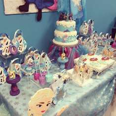 Frozen 6th Birthday - Frozen (Disney)