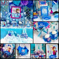 Abigail's First Frozen Birthday - Frozen (Disney)