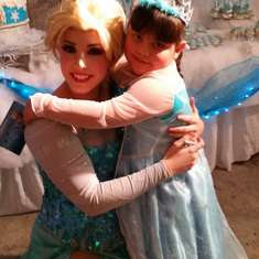 Leilany's 6th bday bash - Frozen (Disney)