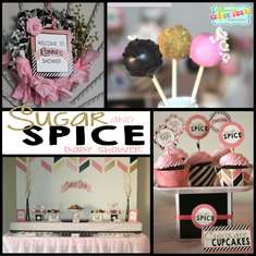 Sugar and Spice Party - Sugar and Spice