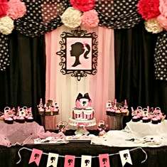 Nailea ' s Party - Barbie