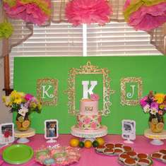 Kendra's 18th Birthday - Lilly Pulitzer
