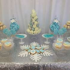 Frozen Inspired Birthday - Frozen (Disney)