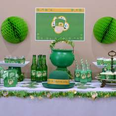 Little Shamrock On The Way  - Baby Shower for St. Patrick's Day