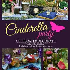 A Cinderella Luncheon Inspired by the new Disney Movie - Cinderella