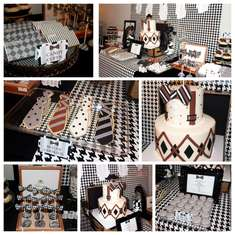 Dimitra's Baby Shower - Little Gentleman