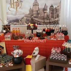 Birthday party - Harry potter