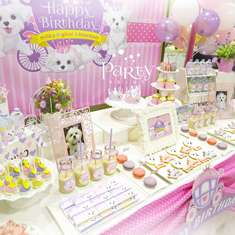 Happy Birthday to Milky, Ghini & Bear Bear - Princess