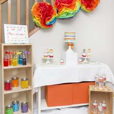 Art Studio/Paint Party & Popcorn Bar - paint, craft, art