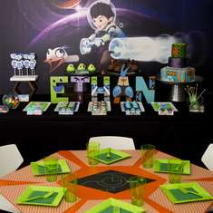 Miles from Tomorrowland Birthday Party - Miles from Tomorrowland