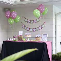 """Madeleine's Sweet to be Seven"" Watermelon Birthday Party - Watermelon"