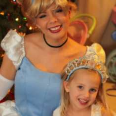 Cinderella Princess Party - Cinderella