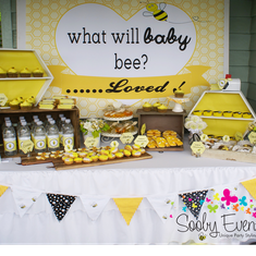 What Will Baby Bee Shower
