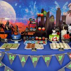 Guardians of the Galaxy & Ghostbusters Smash Party - Guardians of the Galaxy / Ghostbusters