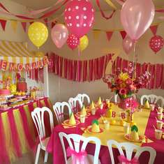 Abby's Lemonade Stand Party - Lemonade / Lemons