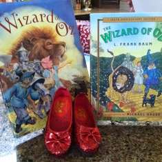 """Follow Your Yellow Brick Road"" - ""Wizard of Oz"""