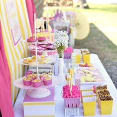 Pink Lemonade Birthday Party - Pink Lemonade