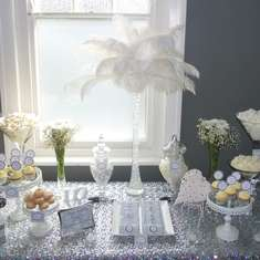 Elegant Engagement Lolly Buffet - Glam Elegance