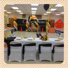 Construction Party Ideas For A Baby Shower Catch My Party