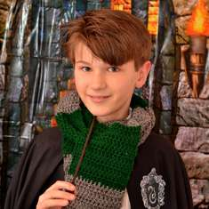 Isaac's 11th Birthday - Hogwarts