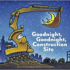 Good Night Good Night Construction Site - None