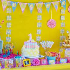 Sunshine and Pink Lemonade 1st Birthday - Sunshine and Pink Lemonade