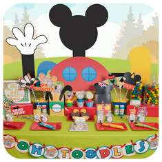 Mickey Mouse Clubhouse - Mickey Mouse / Minnie Mouse