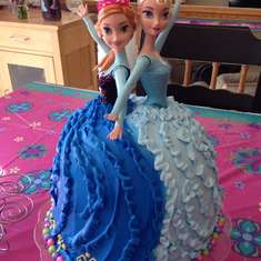 Princess Ailie's 3rd Frozen Party - Frozen (Disney)