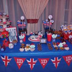 Shad's Birthday Party - One Direction
