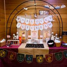 Jamie's Wizard-tastic Harry Potter Party - Harry Potter