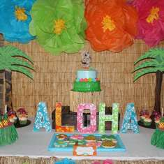 Luau Party - Luau / Hawaiian