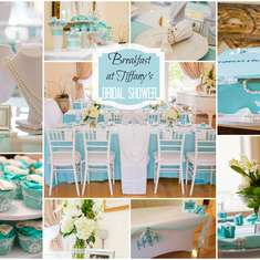 Breakfast at Tiffany's Bridal Shower - Breakfast at Tiffany's