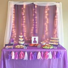 Elegant Sofia the First Birthday Party - Sofia the First