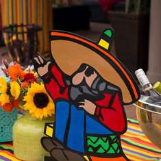 Mexican fiesta cocktail party - Mexican fiesta cocktail party