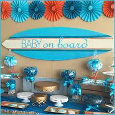 Baby On Board - Surfer Boy - Baby on Board