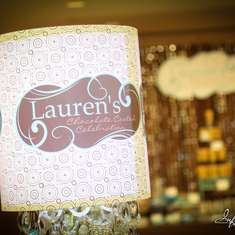 Lauren's Chocolate Coated Celebratioin - Chocolate Coated Bat Mitzvah