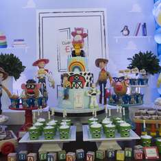 Eric's awesome Toy Story Party - Toy Story