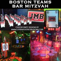 Boston Sports Bar Mitzvah - Boston Sports Bar Mitzvah