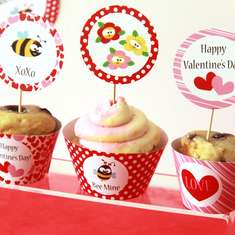 Bee My Valentine Party - Valentine's Day