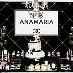 Anamaria's Sweet 16 - Chanel