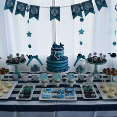 {Baby Whale Shower} - Whales