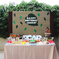 A Roaring 2nd Birthday Party - Dinosaurs