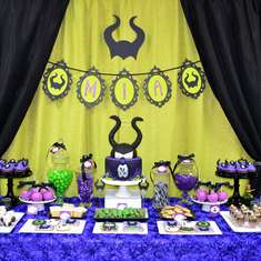 Maleficent Party - Maleficent