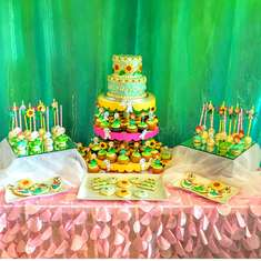 Ivanna's frozen Celebration  - frozen fever